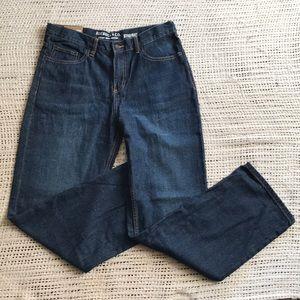 🧼3/$20 NWT Roebuck & Co 16H Straight Dark Jeans